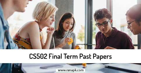 cs502 final term paper 2015