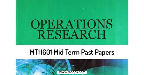 mth302 final term paper