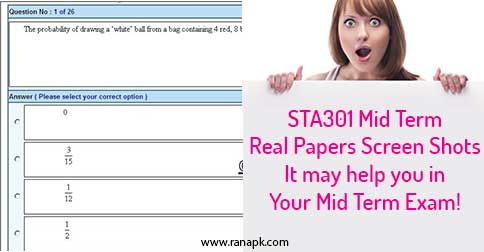 sta301 final term solved papers by waqar siddhu