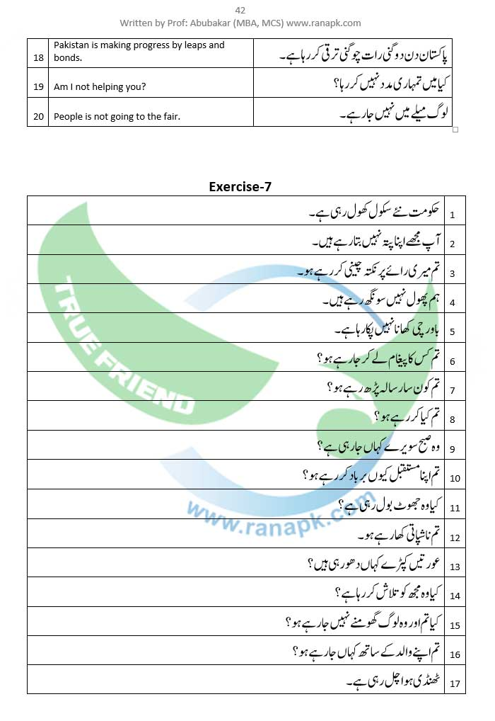 urdu learning books for beginners pdf